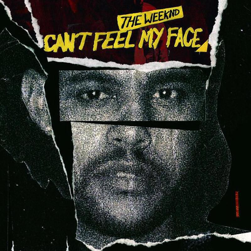 The Weeknd Can't Feel My Face