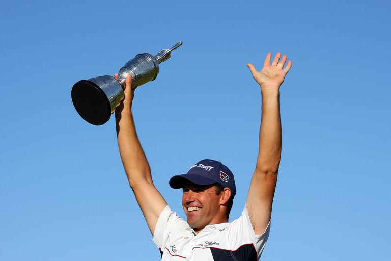 Padraig Harrington - British Open Winners