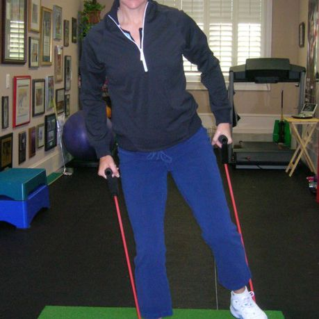 Strengthening Hip Abductors for a Better Weight Shift