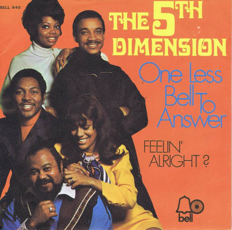 5th Dimension One Less Bell To Answer