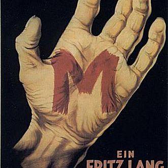 M movie poster