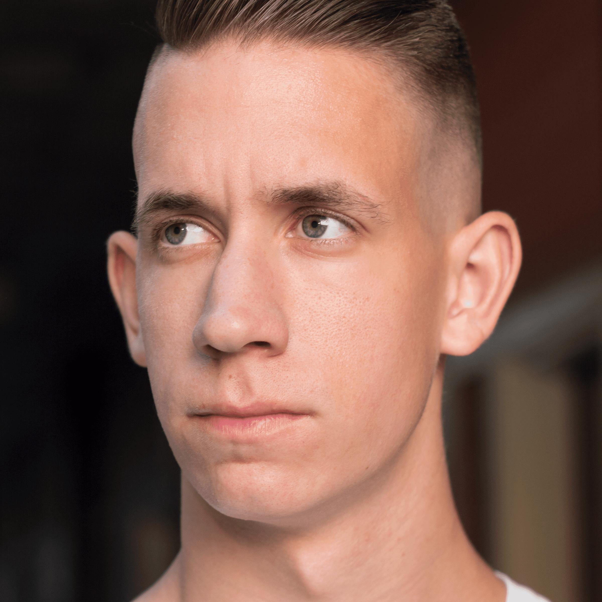 The Men's Undercut Haircut