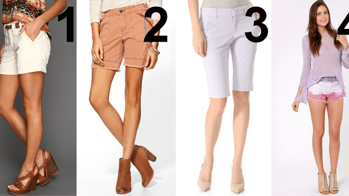 The Best Shoes For Women S Shorts