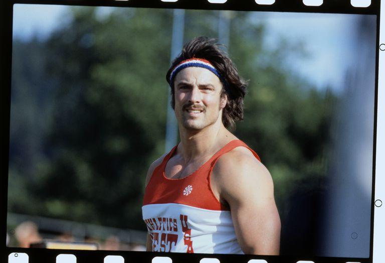 Portrait of Mac Wilkins