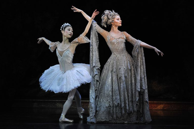 The Birmingham Royal Ballet Performs 'The Sleeping Beauty'