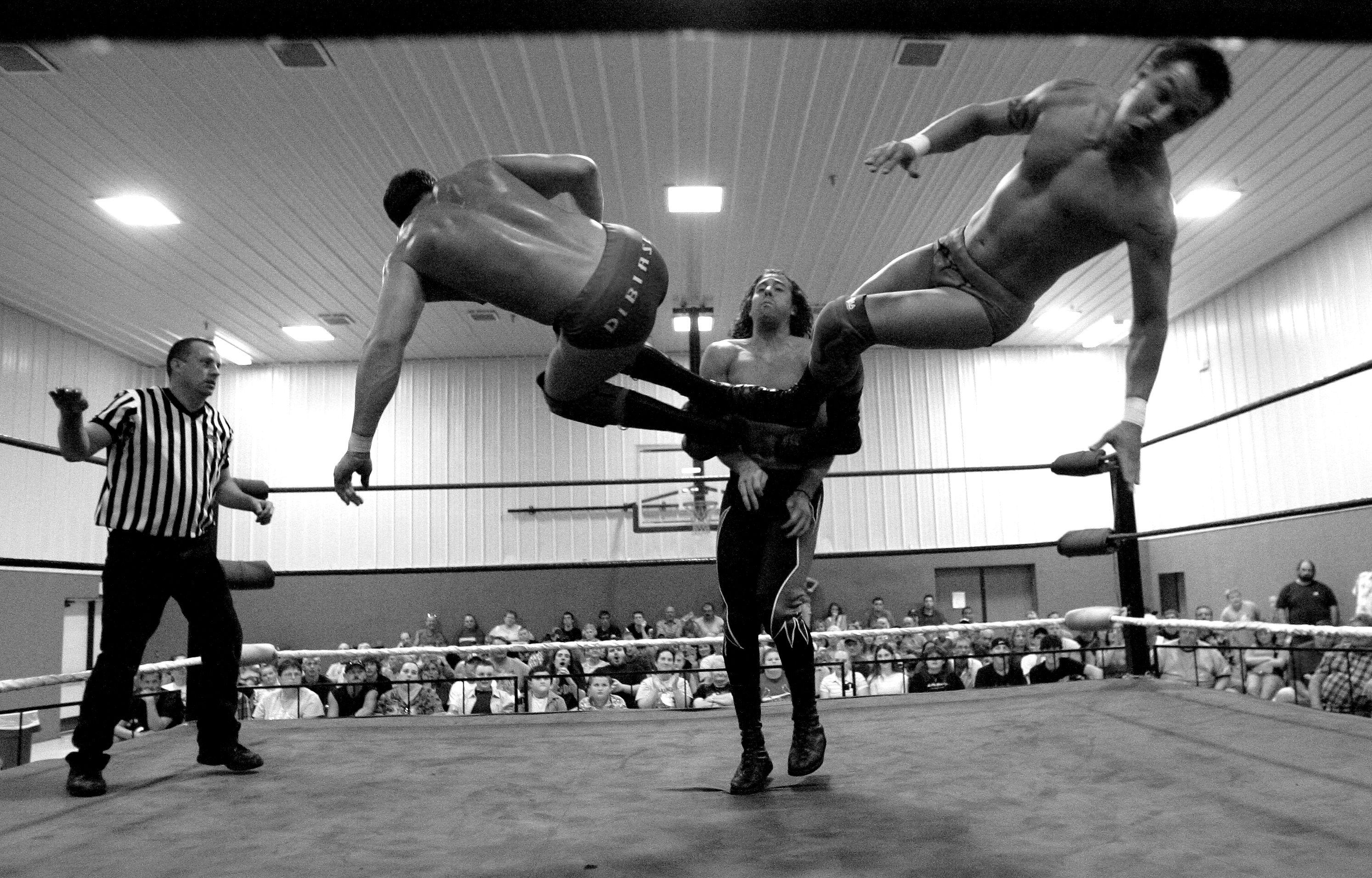 The 10 Best Professional Wrestling Schools