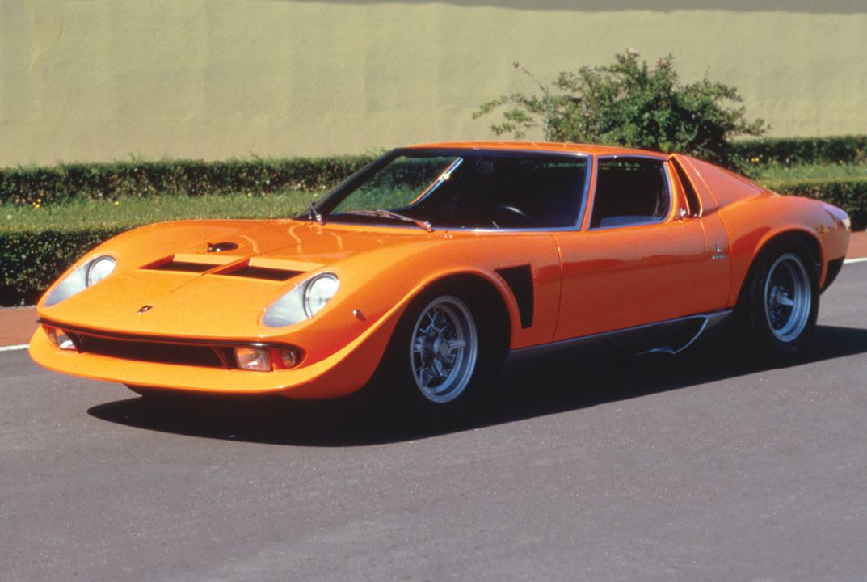 Cars In The 1969 Movie The Italian Job