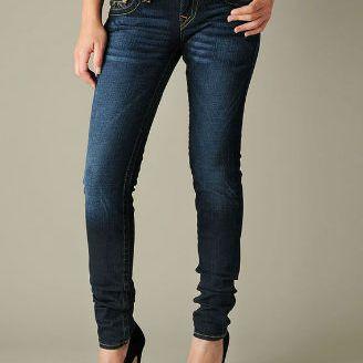 True Religion Petite Stella Jeans