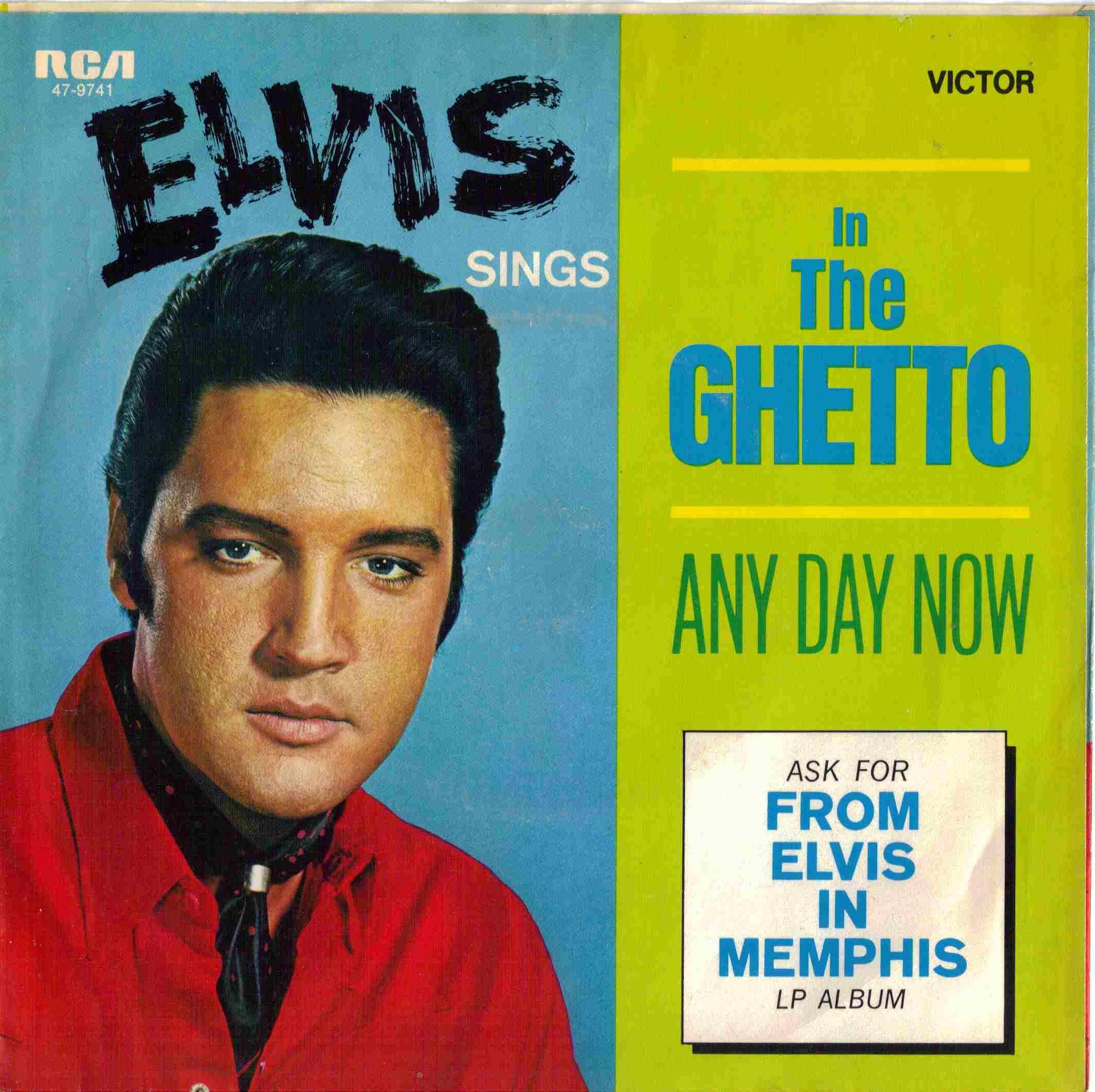 Elvis Presley In the Ghetto