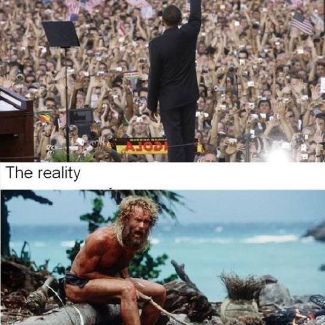 Expectations vs Reality: Social Media