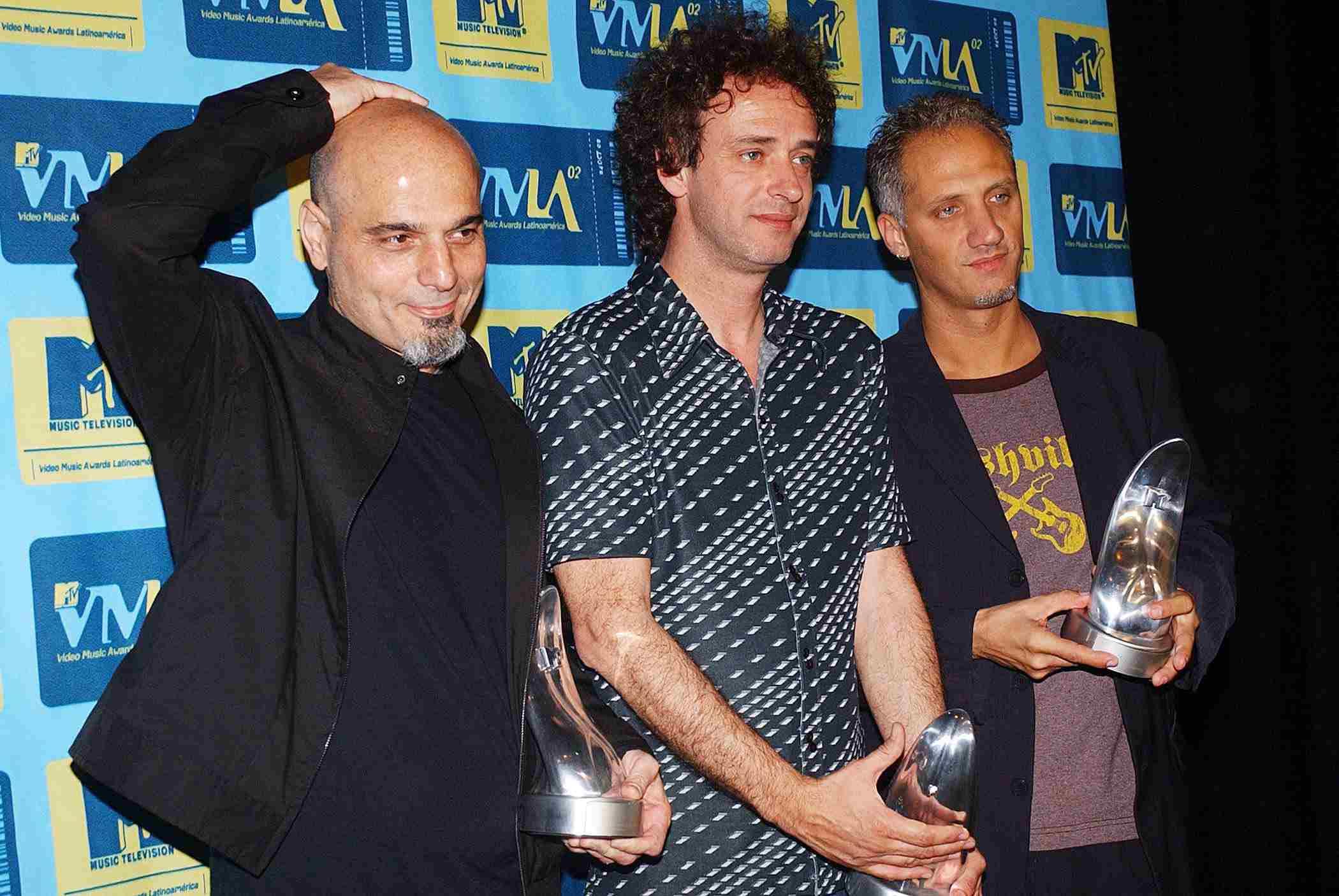 Latin rock bang Soda Stereo