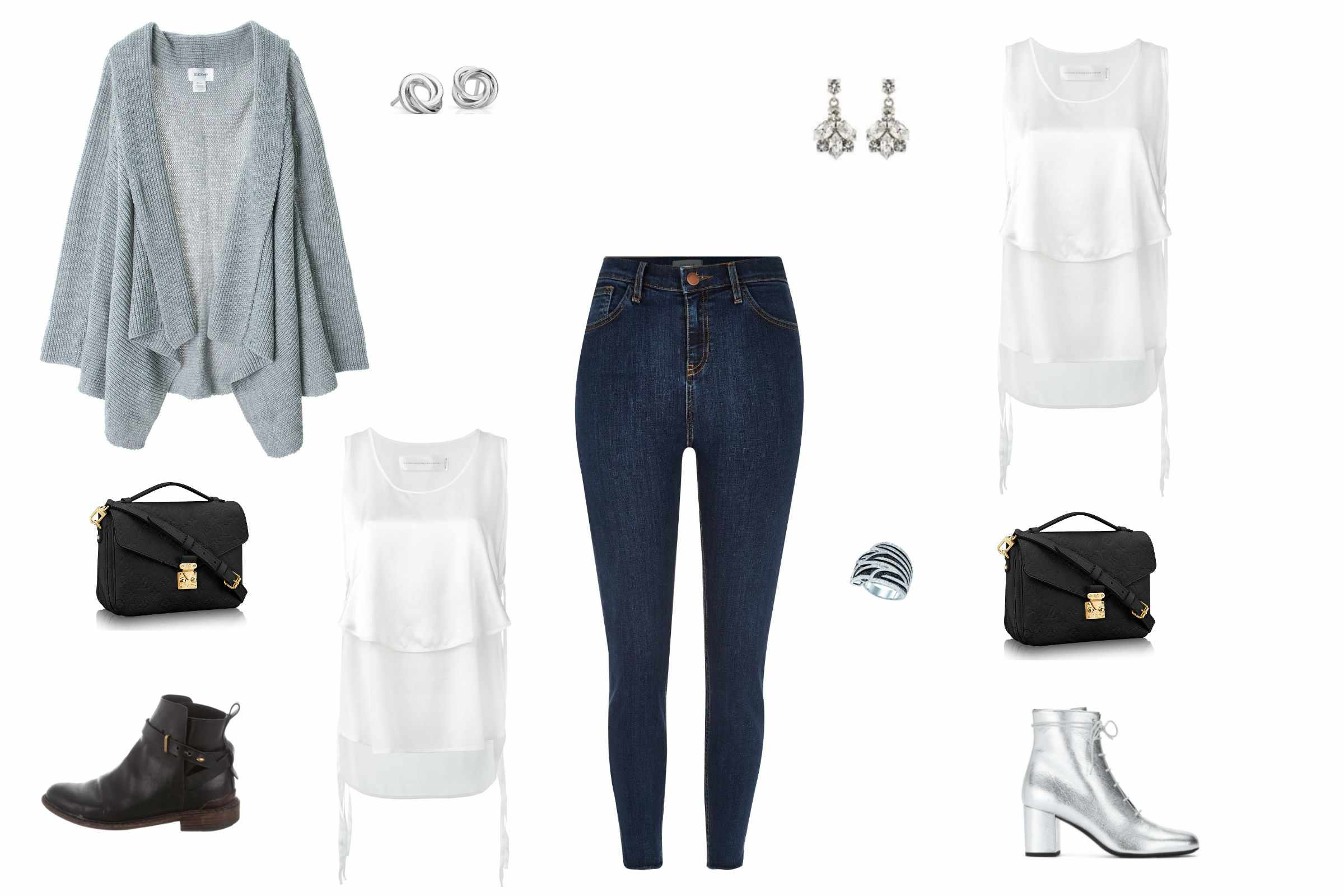 12d25e7643 10 Ways to Dress Up Jeans for a Night Out
