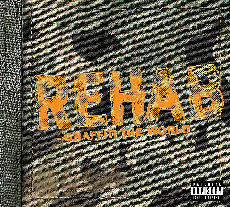 Rehab album art for Bottles & Cans