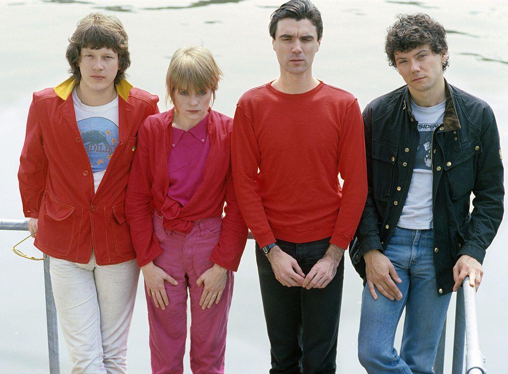 portrait of Talking Heads