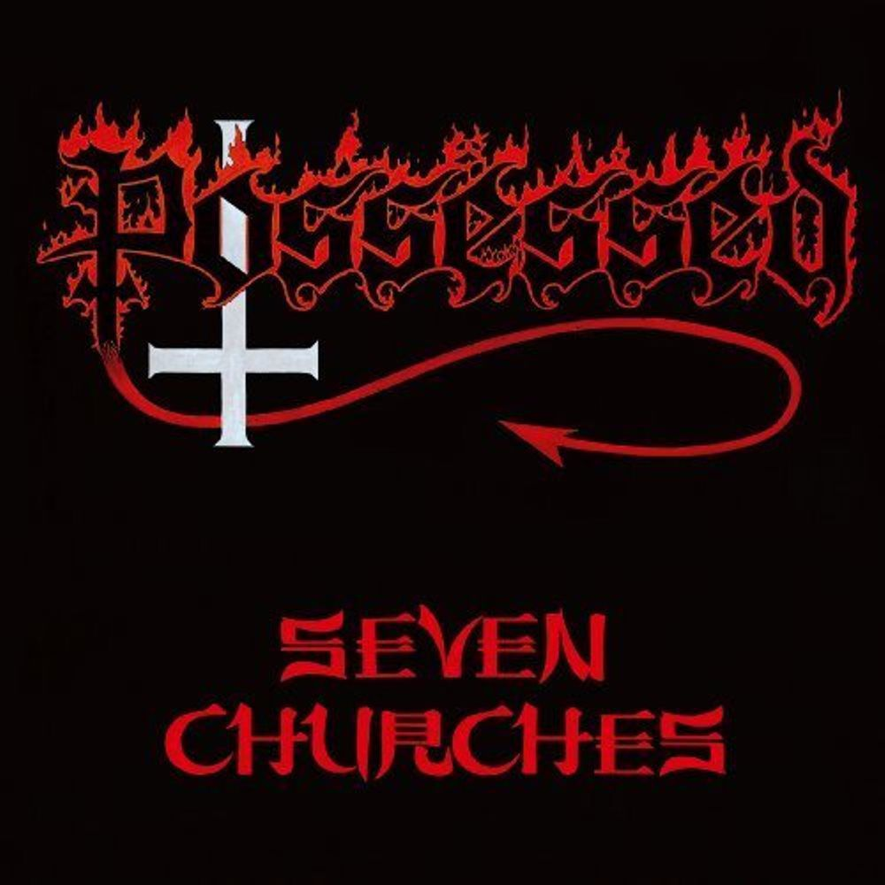 Possessed, Seven Churches cover