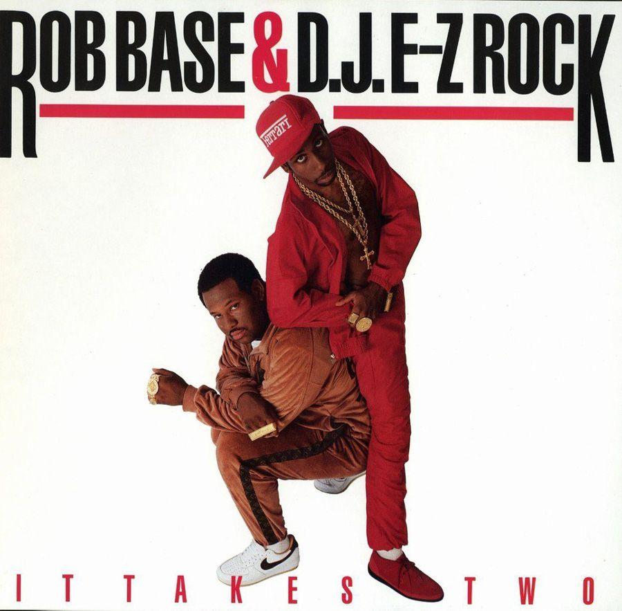 Rob Base & DJ EZ Rock album art
