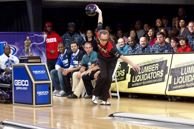 PBA pro bowler Pete Weber