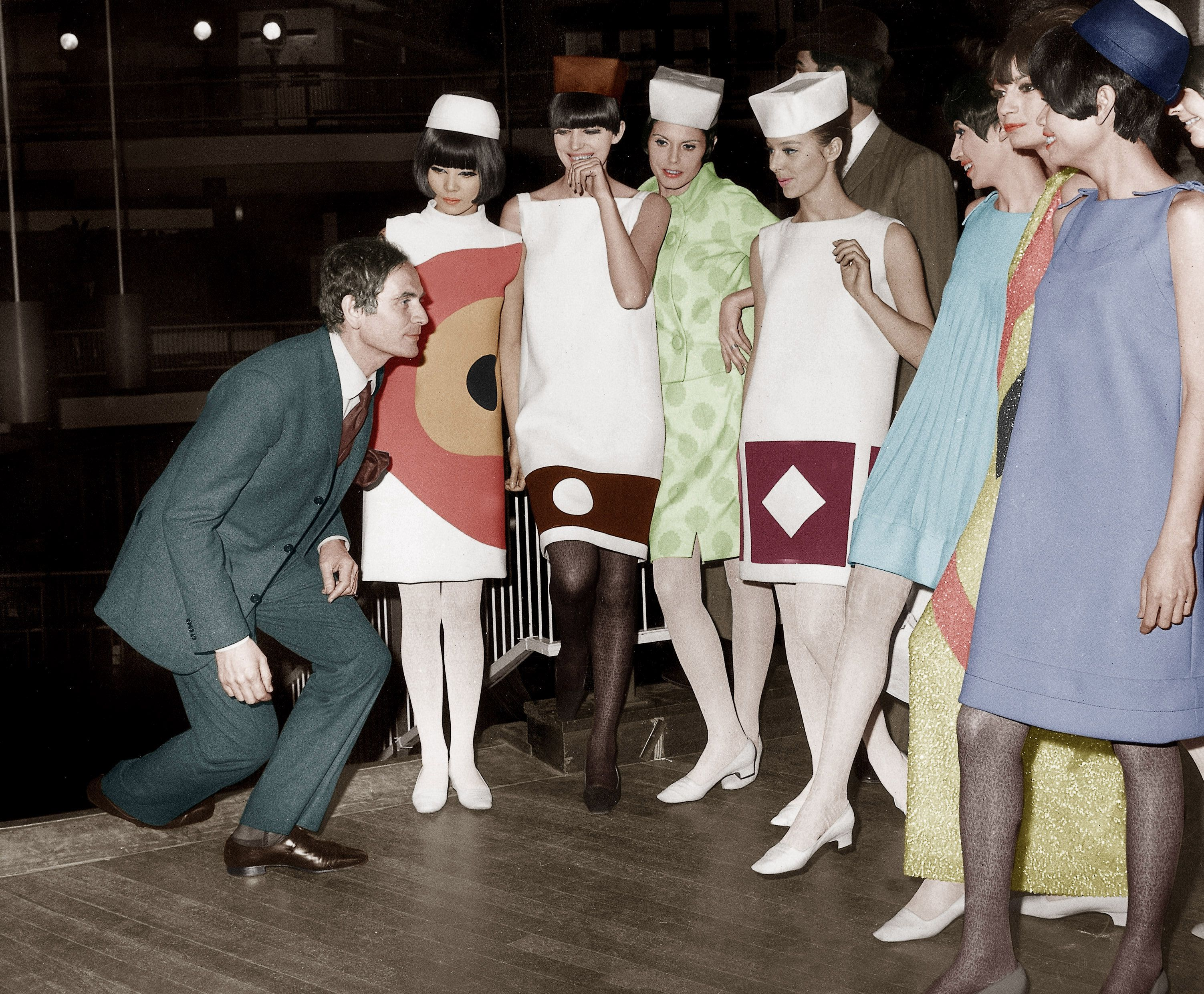 1960s Fashion Designers To Look Foor