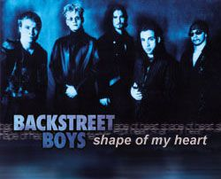 "Backstreet Boys - ""Shape Of My Heart"""