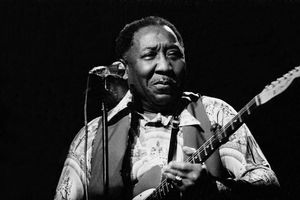 Muddy Waters At Legends