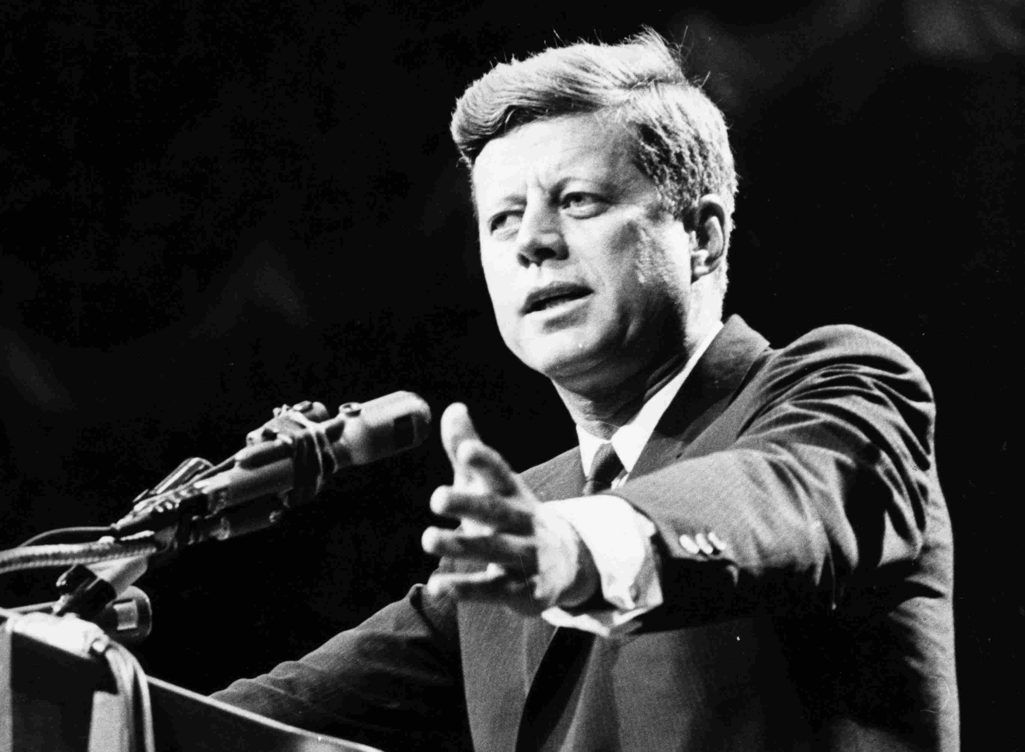 President Kennedy
