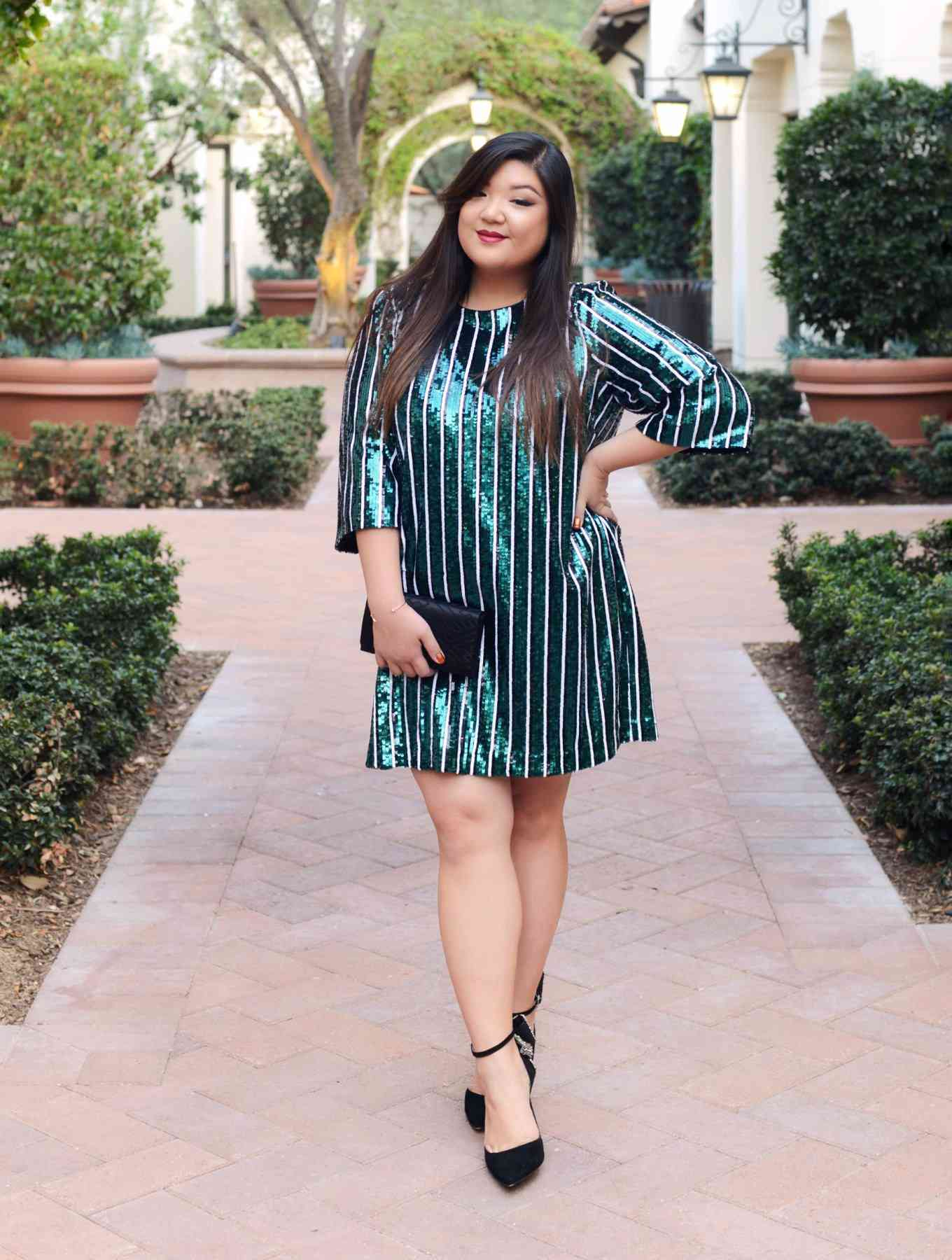 9f5d84f209 22 Plus Size Outfit Ideas for Parties and Going Out