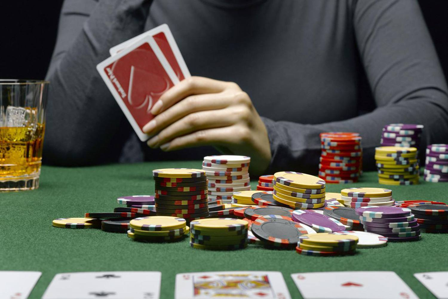 Best cards on poker