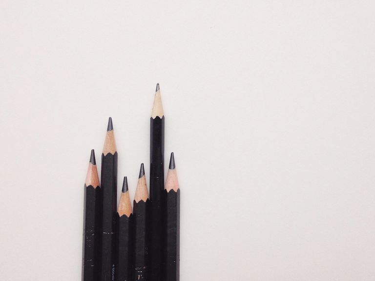 A Reference Guide To Graphite Sketching Pencils