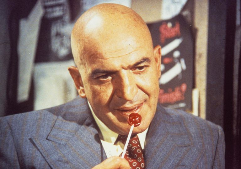 telly savalas kojak