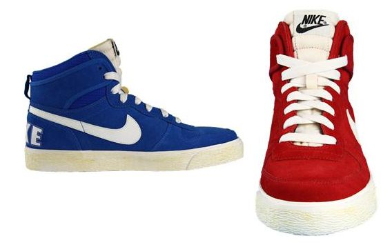 8074458f98f9 The Best Styles of Old-School Sneakers