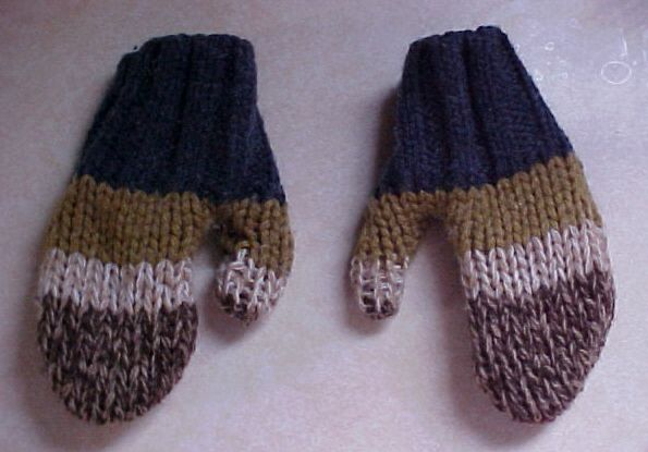 Sew the Mittens Together