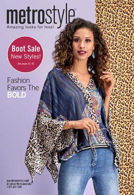 A woman wearing a leopard print jean jacket