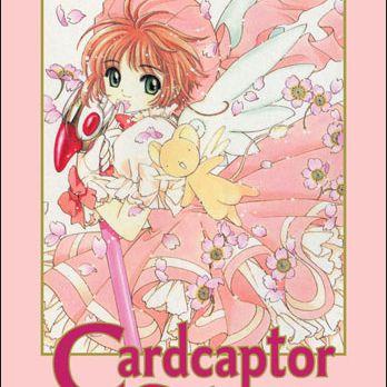 Card Captor Sakura Volume 1 by CLAMP, published by Dark Horse Manga