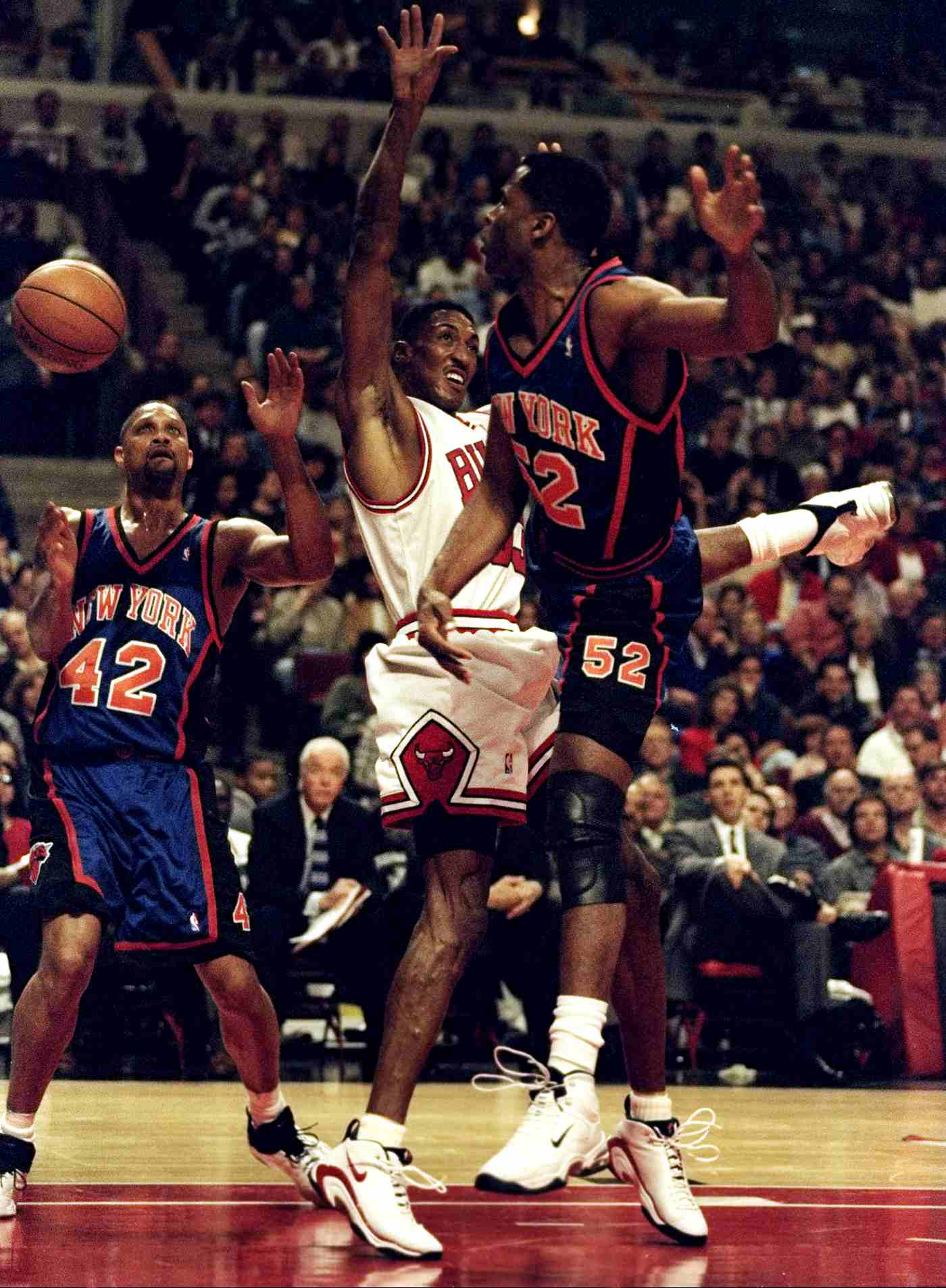 the best attitude aac30 f164a Scottie Pippen s 10 Best On-Court Shoes