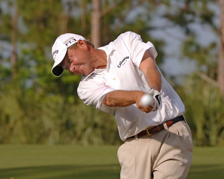 Mark Brooks during the second round of the 2006 Honda Classic