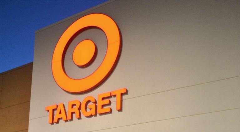 Target Outdoor Sign