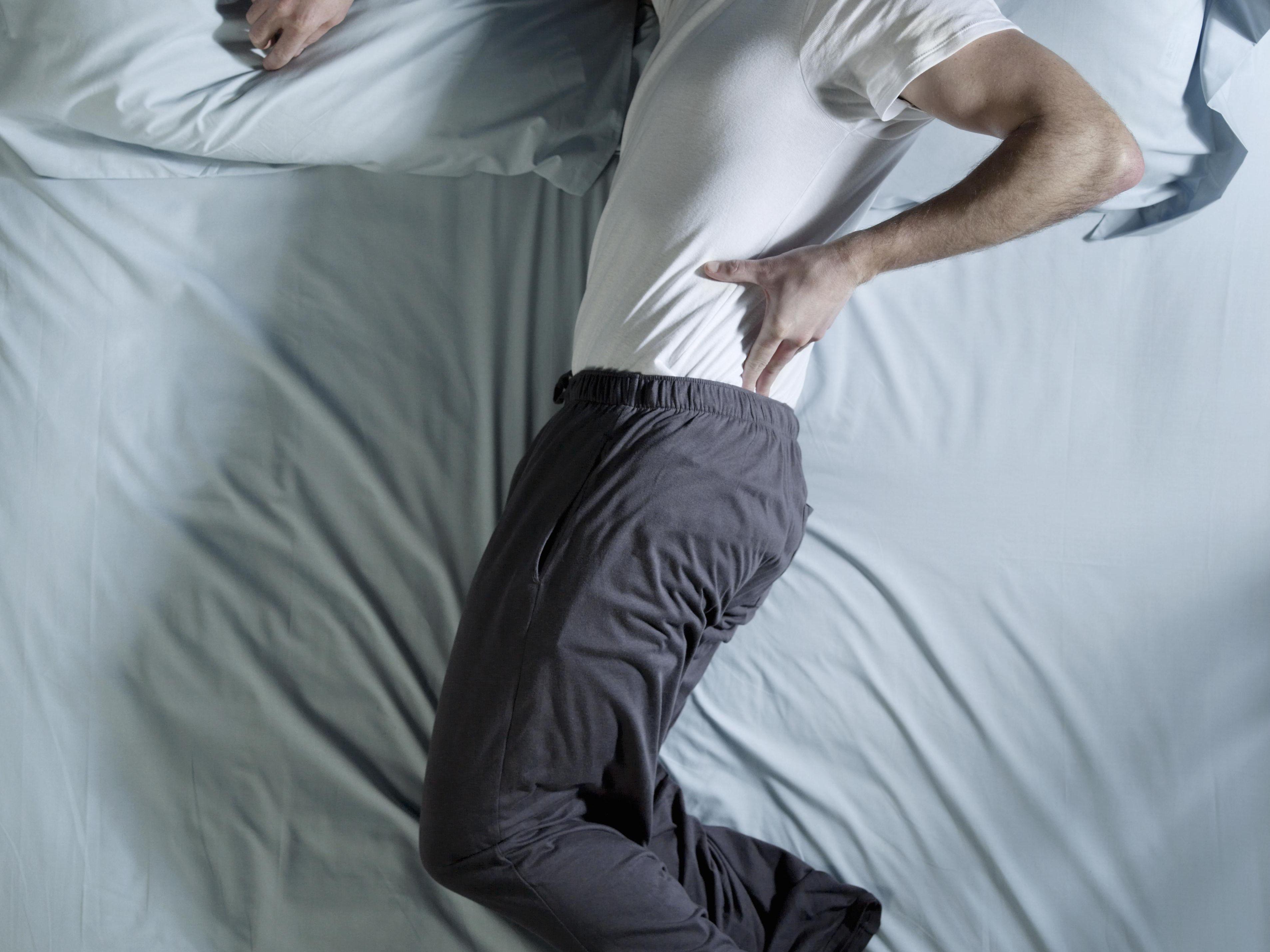 Gay anal sex känns som