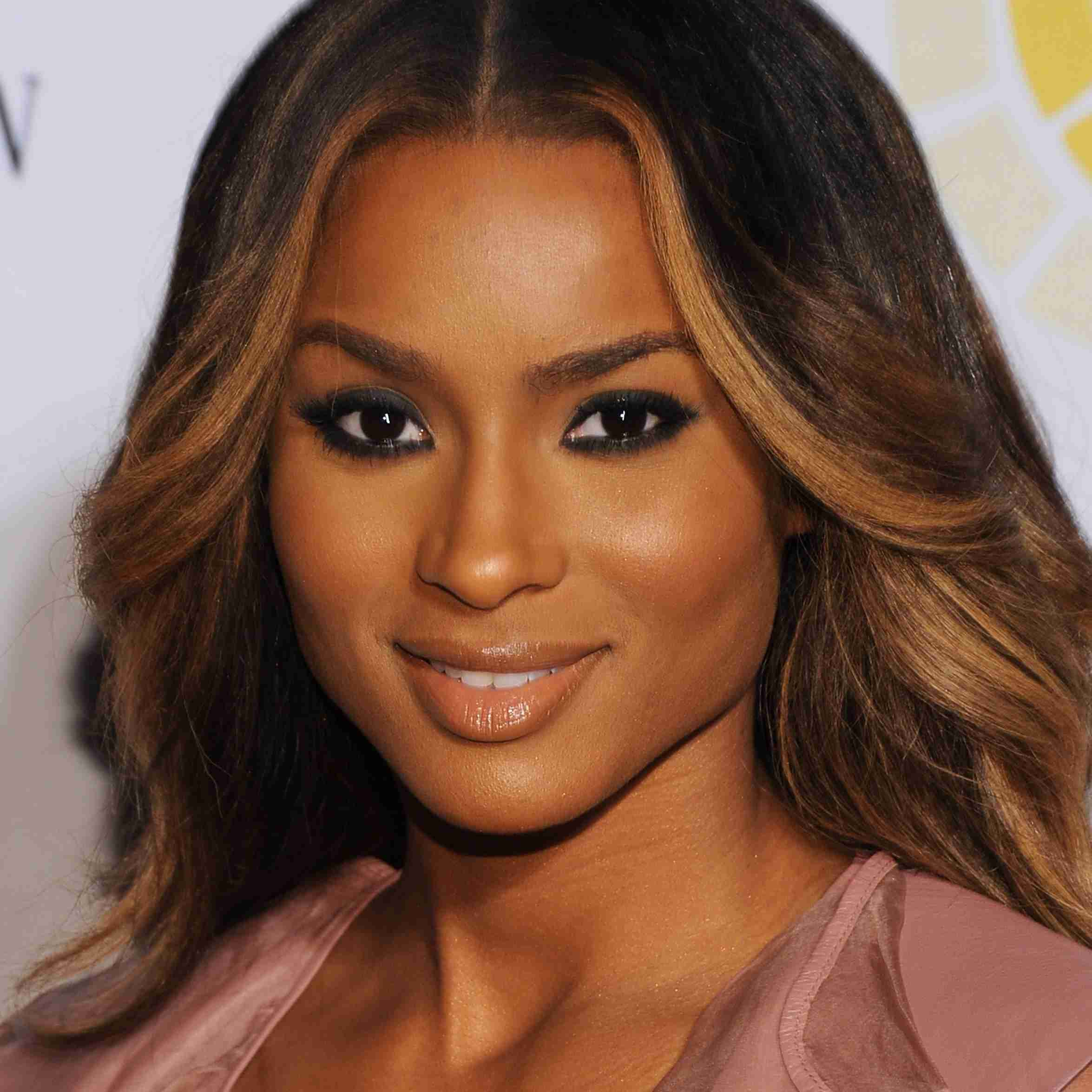 Ciara in lace front wig