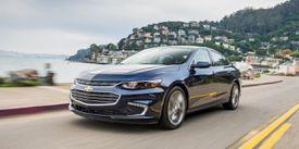 2016 Chevrolet Malibu will make a great used car.