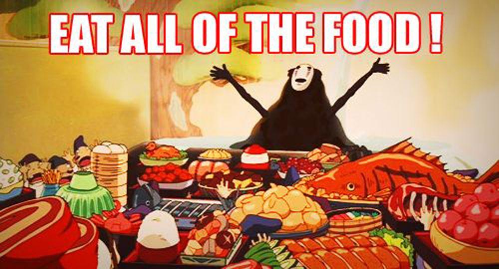The Best Studio Ghibli Spirited Away Memes