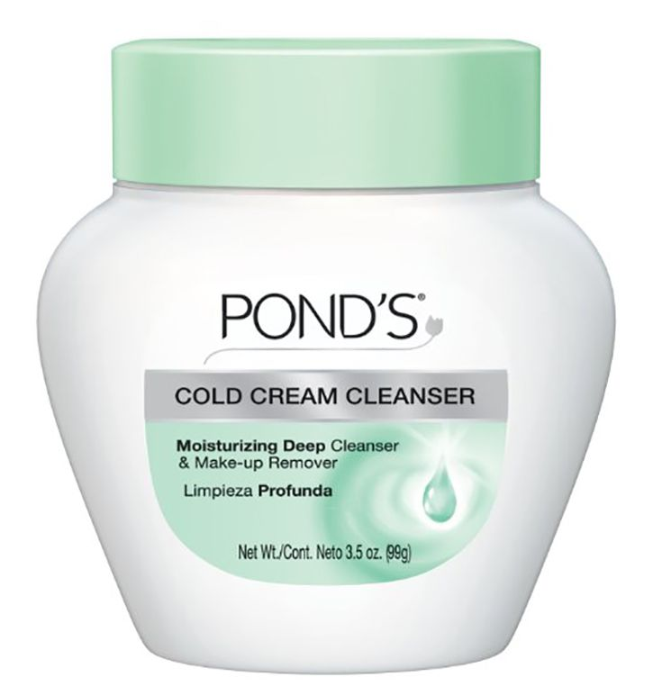 Beauty Review Pond S Cold Cream Cleanser