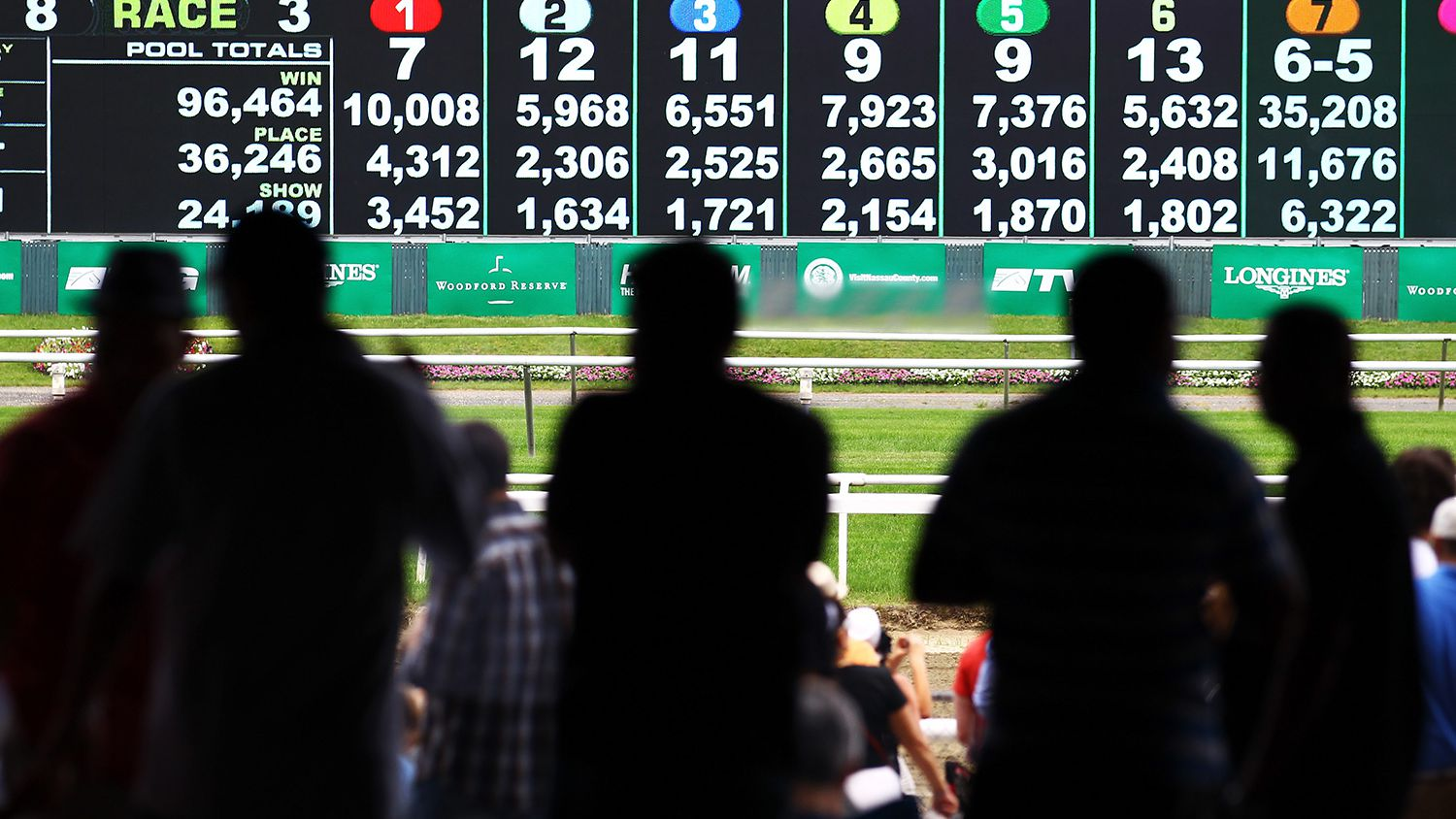 explain betting odds for horse racing