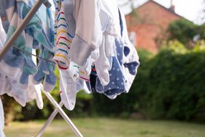 The washing never ends