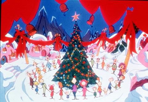 How The Grinch Stole Christmas 1966 Characters.Pictures From Dr Seuss How The Grinch Stole Christmas