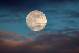 Prelude to the Supermoon