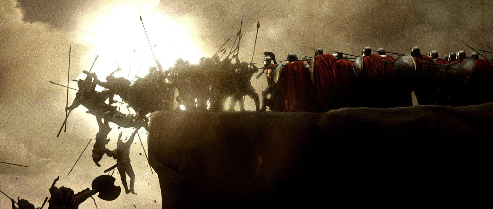 Spartan VS Persians