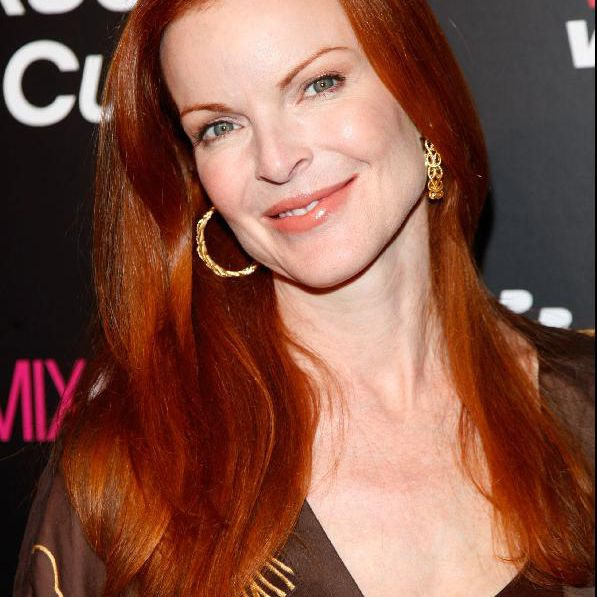 Actress Marcia Cross on August 27, 2008