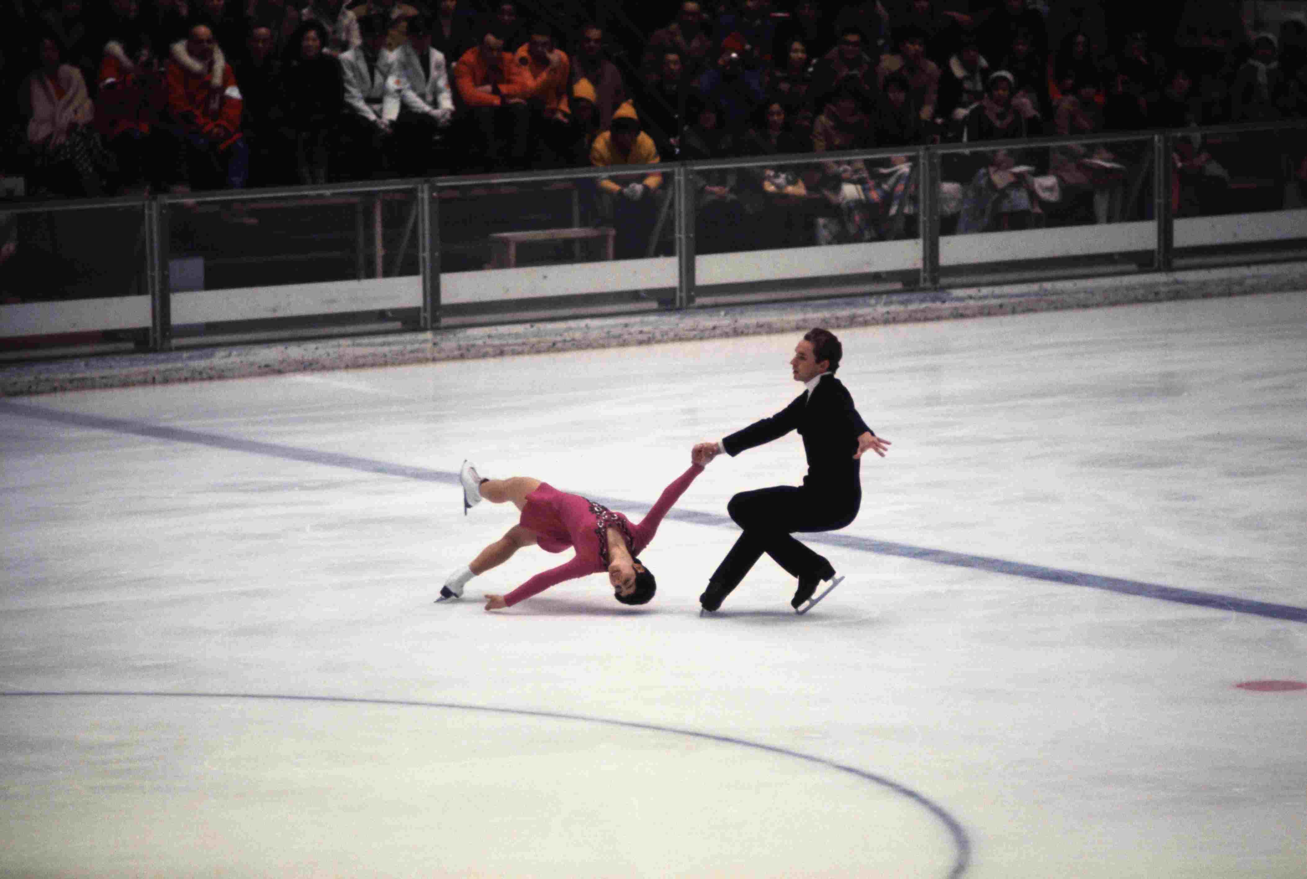 Gold Medal Pairs Skating Winners