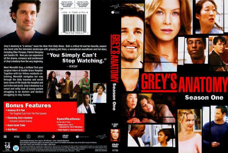 Grey S Anatomy Season 1 Episode Guide