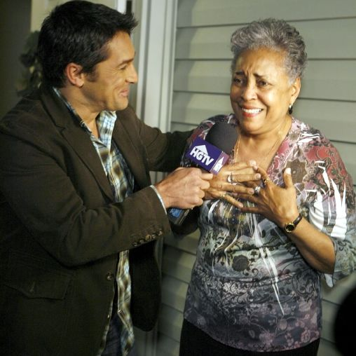 Myra Lewis, Winner of the 2010 Dream Home Sweepstakes